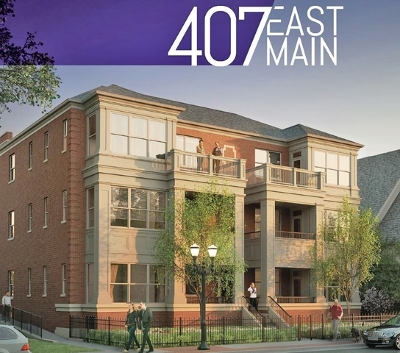 Barrington Condo/Townhouse New: 407 East Main Street #302