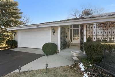 Oak Brook Condo/Townhouse New: 124 Briarwood Avenue