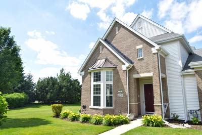 Naperville Condo/Townhouse New: 2939 Normandy Circle