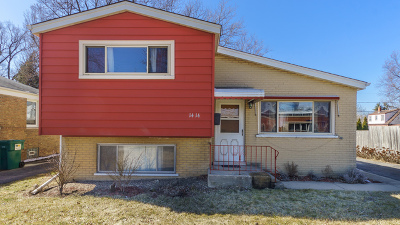 Westchester IL Single Family Home New: $243,500