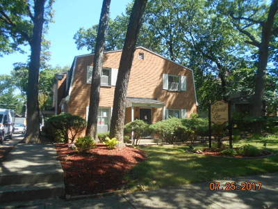 Condo/Townhouse New: 1630 West 103rd Street