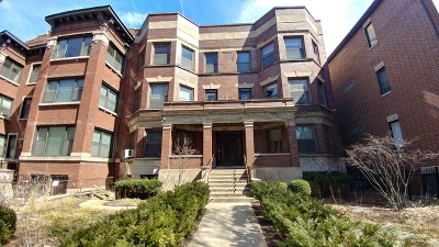 Condo/Townhouse New: 5117 South Kimbark Avenue #1S