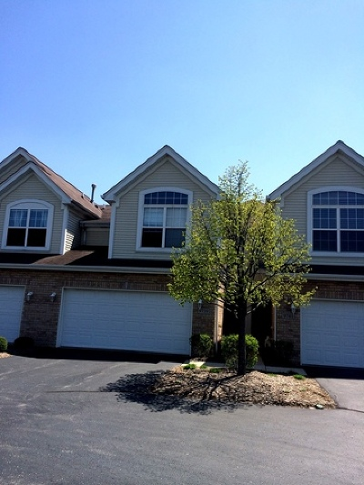 Orland Park Condo/Townhouse New: 16166 Hillcrest2 Circle #2