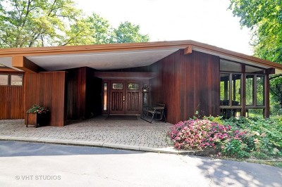 St. Charles Single Family Home For Sale: 34w038 Country Club Road