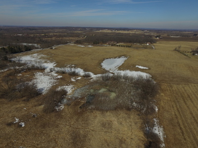 Marengo Residential Lots & Land New: 10 Acres Voss Road