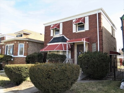 Single Family Home New: 10019 South Prairie Avenue
