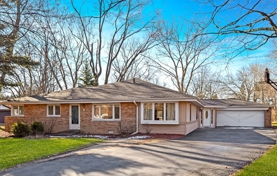 Willowbrook Single Family Home For Sale: 619 67th Place