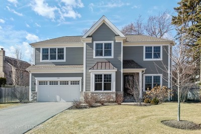 Deerfield Single Family Home New: 1216 Wood Street