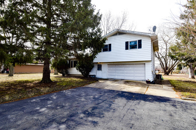 Lockport Single Family Home Re-Activated: 16132 Weber Road