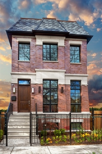 Chicago IL Single Family Home New: $1,775,000