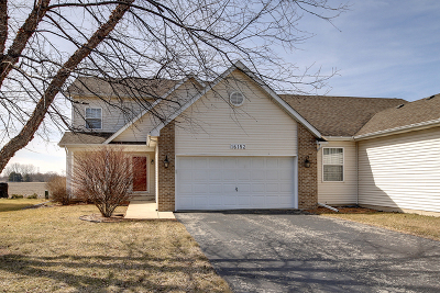 Plainfield Condo/Townhouse New: 16152 South Fairfield Drive