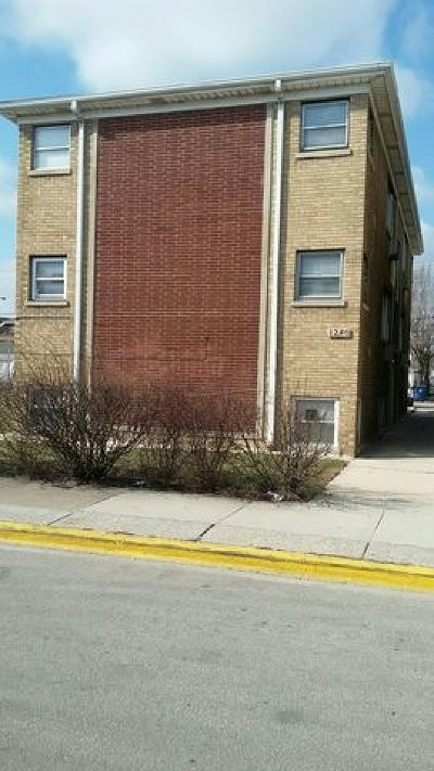 Cicero Multi Family Home New: 1240 South 55th Court