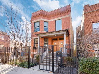 Chicago IL Single Family Home New: $1,190,000