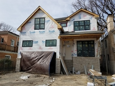 Chicago IL Single Family Home New: $1,150,000