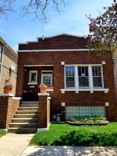 Berwyn Single Family Home New: 2817 Ridgeland Avenue