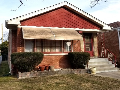 Chicago IL Single Family Home New: $109,900