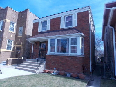 Chicago IL Single Family Home New: $99,000
