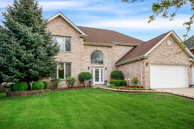Woodridge Single Family Home Price Change: 937 Stonebridge Way