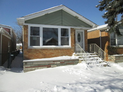 Cicero Single Family Home New: 3630 South 53rd Court