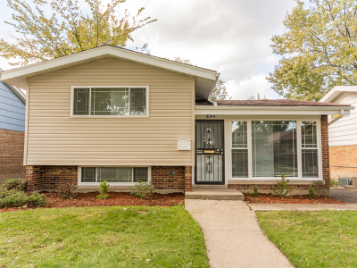 Chicago IL Single Family Home New: $179,500