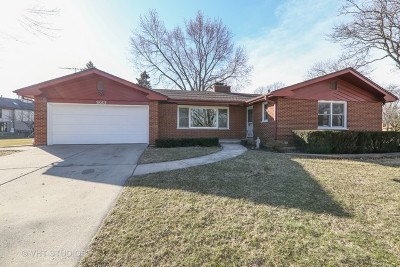 Downers Grove Single Family Home For Sale: 933 73rd Street