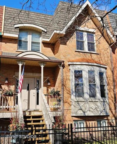 Chicago Single Family Home New: 3704 North Kostner Avenue