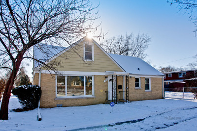 Bellwood Single Family Home New: 400 52nd Avenue