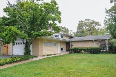 Deerfield Single Family Home New: 1241 Blackthorn Lane