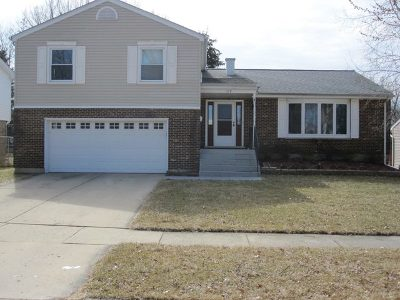 Streamwood Single Family Home New: 109 Patricia Parkway