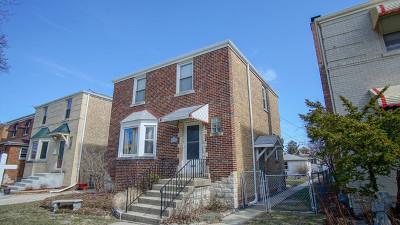 Berwyn Single Family Home New: 1817 Maple Avenue