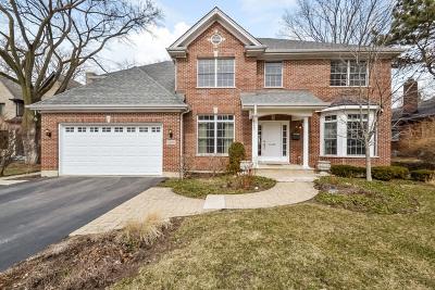 Deerfield Single Family Home New: 1300 Elmwood Avenue