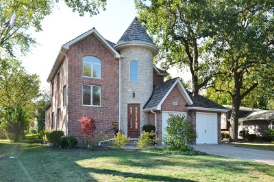Deerfield Single Family Home New: 1330 Kenton Road