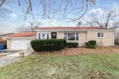 Lombard Single Family Home Contingent: 2n425 Swift Road