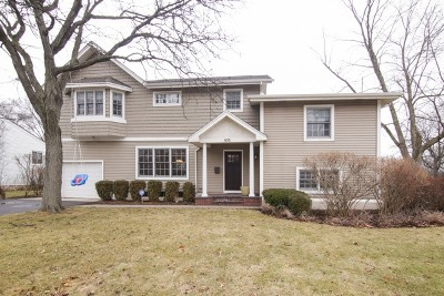 Deerfield Single Family Home New: 405 Willow Avenue