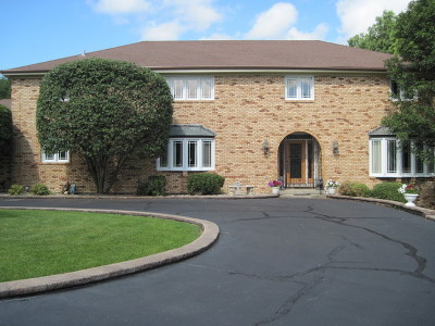 Orland Park Single Family Home New: 13950 108th Avenue
