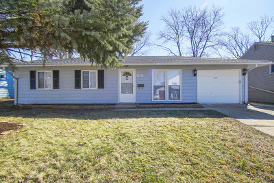 Streamwood Single Family Home New: 515 Rambler Lane