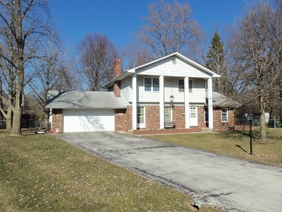 Olympia Fields Single Family Home For Sale: 20531 Marathon Court