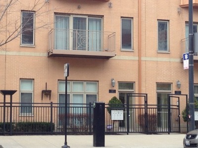 Condo/Townhouse New: 1927 South State Street #1