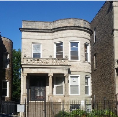 Chicago IL Multi Family Home Re-Activated: $120,000