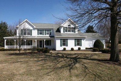 Sleepy Hollow Single Family Home For Sale: 1287 Karyn Court