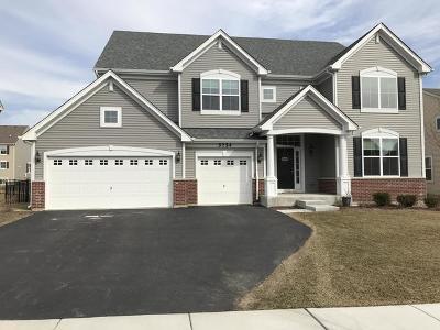 Huntley Single Family Home New: 9754 Kelley Lane