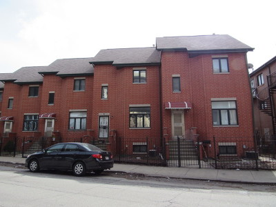 Condo/Townhouse New: 460 West 25th Place
