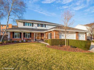 Darien Single Family Home For Sale: 704 Somerset Lane