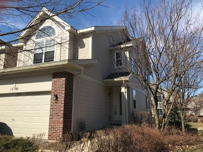 Condo/Townhouse New: 1238 Townes Circle