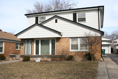 Merrionette Park Single Family Home For Sale: 11721 South Meadow Lane Drive