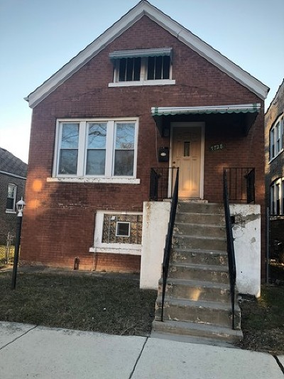 Chicago IL Single Family Home New: $70,000