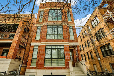 Chicago Condo/Townhouse New: 1169 West Eddy Street #301
