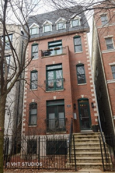 Chicago IL Condo/Townhouse New: $559,900