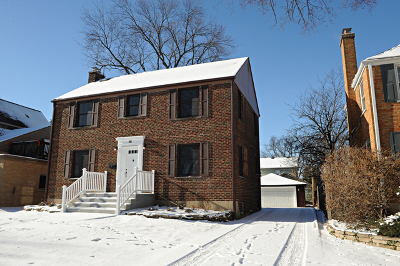 La Grange Single Family Home New: 628 South Ashland Avenue