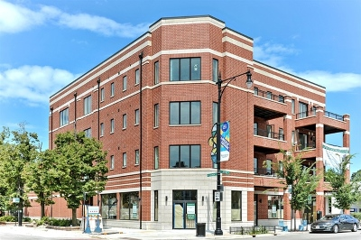 Chicago Condo/Townhouse New: 4805 North Claremont Avenue #401